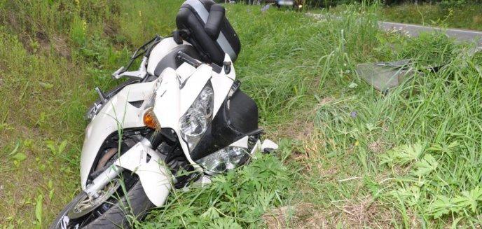 Artykuł: Policjanci przejechali motocyklistę? Znamy wyniki sekcji zwłok 23-latka
