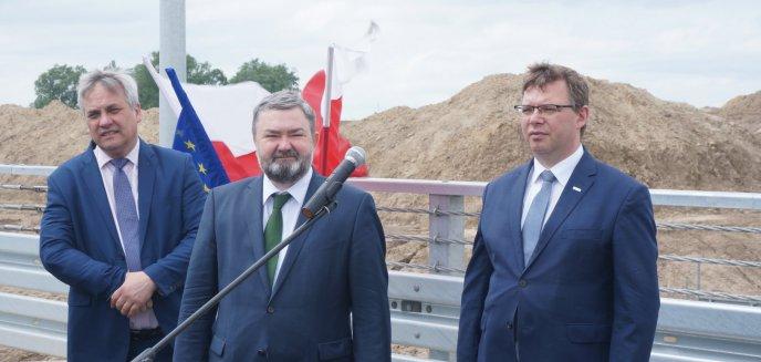 Artykuł: Otwarto węzeł Pieczewo, ale... do Szczytna jeszcze tędy nie przejedziemy