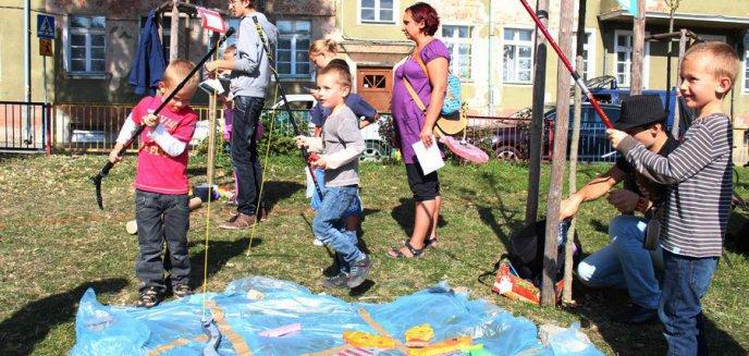 Artykuł: Kolejne olsztyńskie podwórka wypięknieją. Są koncepcje