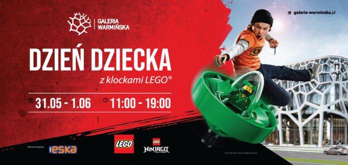Artykuł: Dzień Dziecka z klockami LEGO® Ninjago