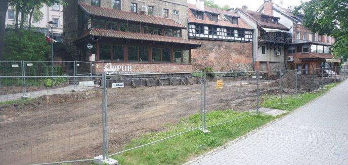 Artykuł: Zagospodarowanie parku Podzamcze na finiszu