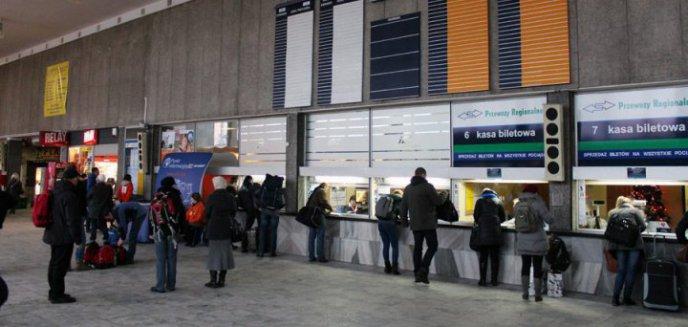 Artykuł: Kolejarze wybrali wykonawcę dokumentacji projektowej dworca w Olsztynie
