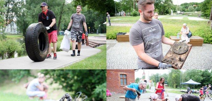 Co zalega w Łynie? Czy mieszkańcy Olsztyna mają powody do wstydu? [ZDJĘCIA]