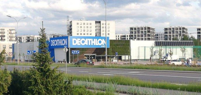 Artykuł: Wiemy, kiedy zostanie otwarty Decathlon w Olsztynie
