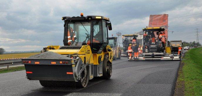Roboty drogowe pod Olsztynem. Będą utrudnienia