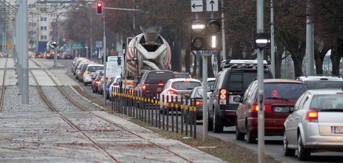 Czy miasto zapomniało o olsztyńskich kierowcach?
