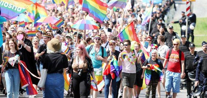 Artykuł: Olsztyński Marsz Równości ciągle budzi kontrowersje. Radni składają interpelacje