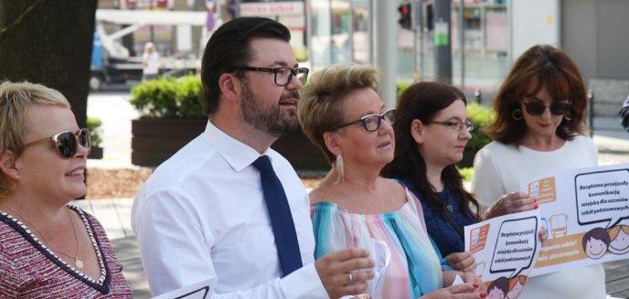 Radni zapowiadają, że od września olsztyńskie dzieci będą mogły za darmo jeździć komunikacją publiczną