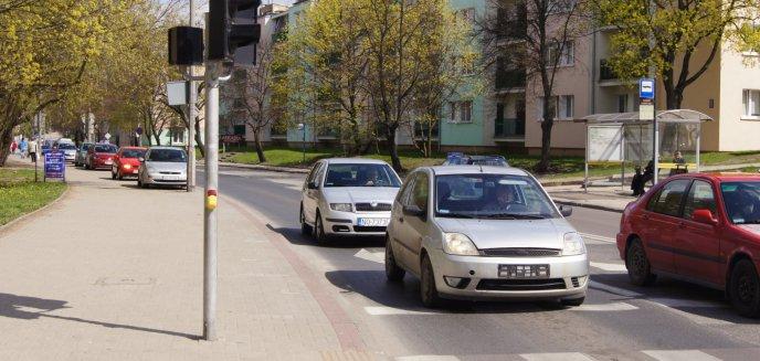 Kolejne prace drogowe w Olsztynie. Będą utrudnienia i zmiany w komunikacji miejskiej [SCHEMAT]