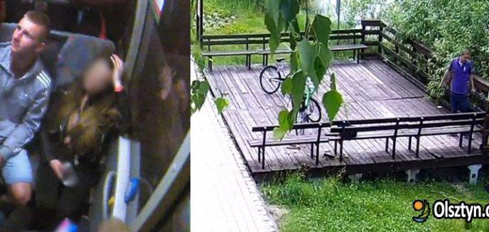 Artykuł: Jeden prawdopodobnie zniszczył biletomaty, drugi rowery. Pomóż policji ustalić ich dane