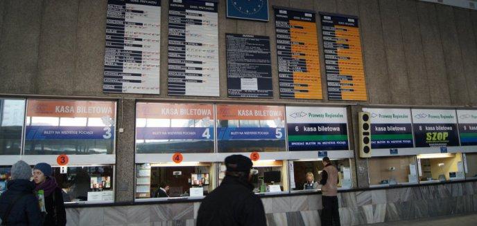 Artykuł: ''Sprawdza się czarny scenariusz dla olsztyńskiego Dworca Głównego''. Radny krytykuje FRO