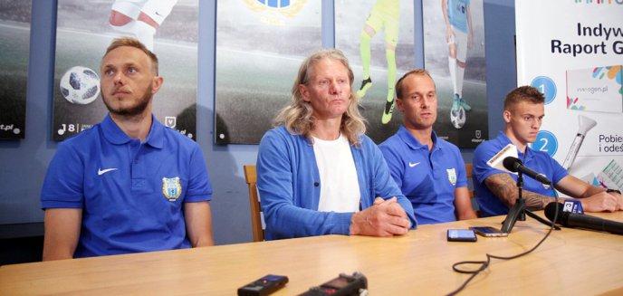 Artykuł: Piłkarze Stomilu zapowiadają walkę do końcowego gwizdka w starciu z Bełchatowem