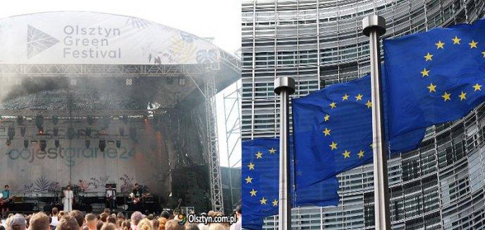 Artykuł: Przedstawiciele Komisji Europejskiej na Olsztyn Green Festival. W jakim celu przyjeżdżają?