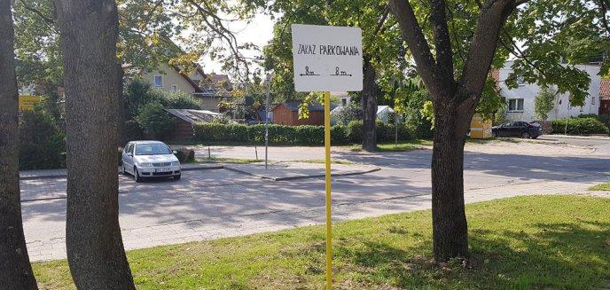 Artykuł: Zakaz parkowania przy targowisku na ul. Grunwaldzkiej. Czy został tam ustawiony legalnie?
