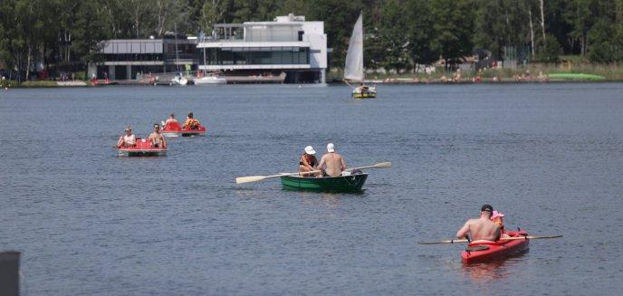 Artykuł: Z okazji Olsztyn Green Festivalu... są utrudnienia w korzystaniu z plaży miejskiej