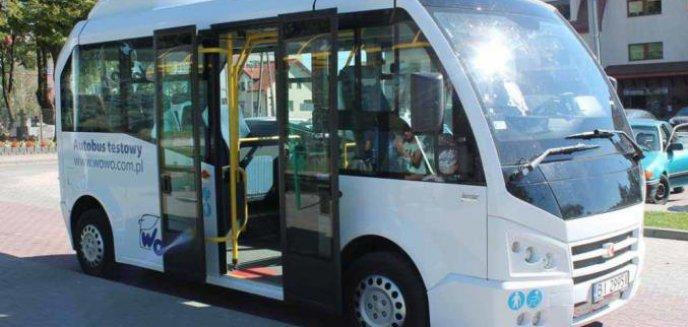 Artykuł: Gmina Stawiguda postawi na komunikację autobusową