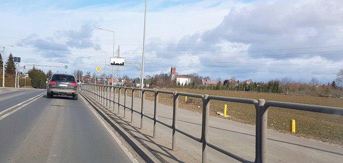 Artykuł: Podolsztyńska gmina stawia na bezpieczeństwo. Wyremontują odcinek DK 57