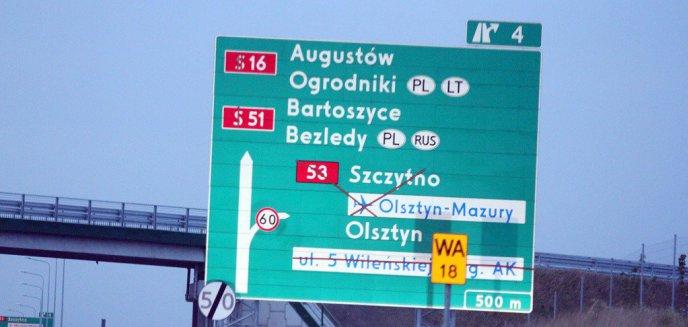 Artykuł: Kierowcy spoza Olsztyna gubią się na obwodnicy. Czy oznaczenia są właściwe?