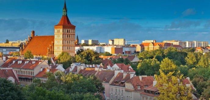 Co turyści chcą zobaczyć w Olsztynie?
