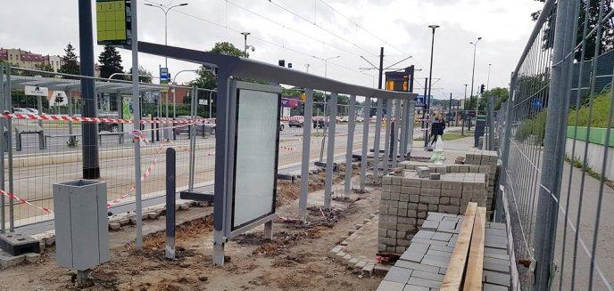 Artykuł: Czy doczekamy się dokończenia remontu terenu wokół przystanku na ul. Obiegowej?