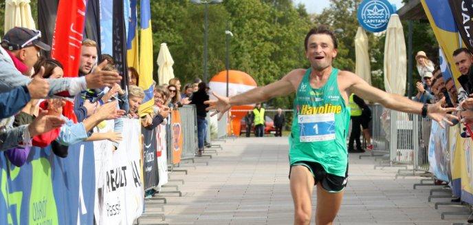 IV Ukiel Półmaraton zakończył sportowe lato w Olsztynie [ZDJĘCIA]