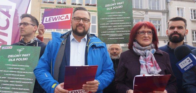 Artykuł: Lewica chce utworzenia parku narodowego na Mazurach, ale wspiera też budowę S16
