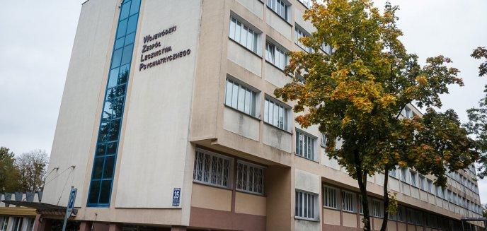 Artykuł: Terapeuci ze szpitala psychiatrycznego w Olsztynie zachorowali jednocześnie. Czy... protestują?