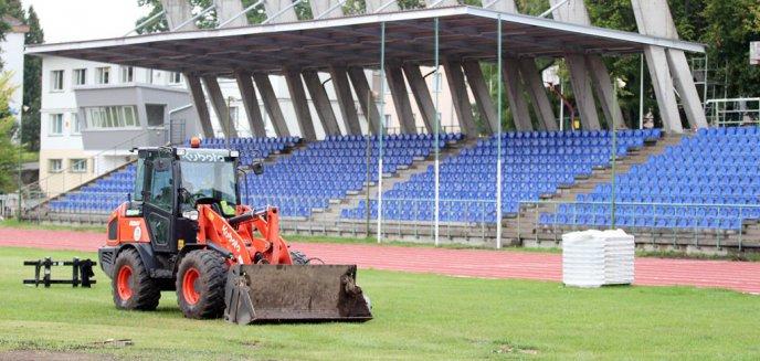 Artykuł: UWM otrzymał większą dotację od ministerstwa na remont stadionu