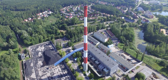 Artykuł: Wyburzą 120-metrowy komin na Słonecznym Stoku