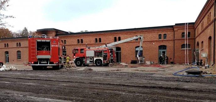 Nocny pożar w Banku Żywności. Straty oszacowano na 5 mln zł! [AKTUALIZACJA]