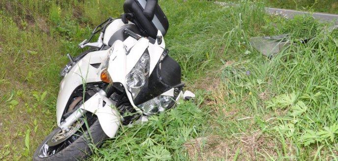 Sprawa śmiertelnego wypadku motocyklisty z udziałem policjantów. Na jakim etapie jest śledztwo?