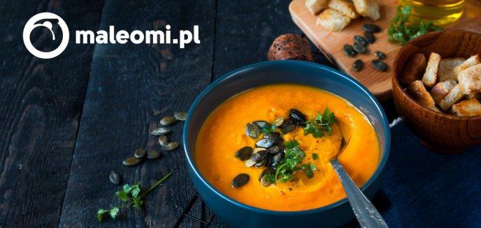 Poznaj zupy idealne na jesienne chłody oraz sposób jak rozgrzać się nimi w pracy