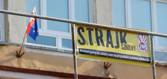 Artykuł: Strajk nauczycieli w Olsztynie. ''Akcja jest długoterminowa''
