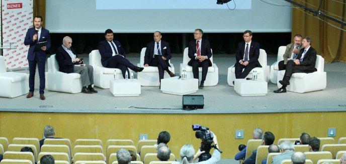 Artykuł: Olsztyn odwiedzili znani specjaliści z dziedziny gospodarki. Trwa Polski Kongres Przedsiębiorczości