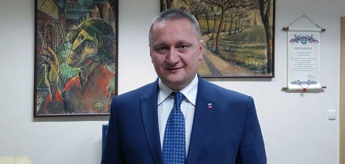 Artykuł: [WYWIAD] Starosta Andrzej Abako: ''Droga w Jonkowie mogłaby być zrobiona już w lipcu''