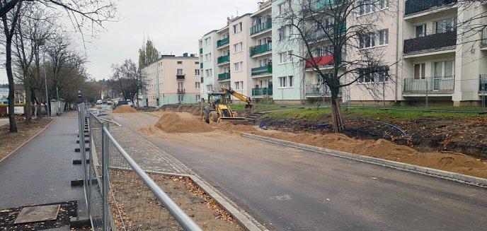 Artykuł: ''Autobusy się tam nie mieszczą''. Czy remontowana ul. Jagiellońska będzie zbyt wąska?