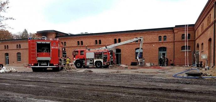 Artykuł: Trzy tygodnie po pożarze Banku Żywności. Czy wiadomo coś więcej?