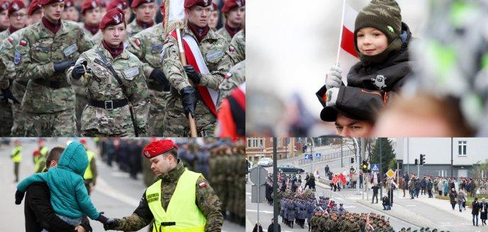 Artykuł: Narodowe Święto Niepodległości w Olsztynie [ZDJĘCIA]