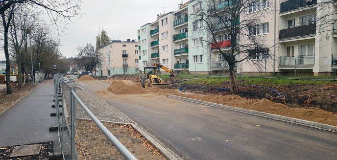 Artykuł: Jagiellońska nadal w remoncie. Kiedy będzie przejezdna?