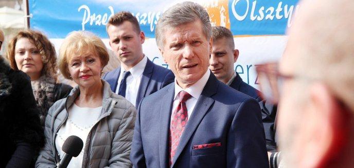 Artykuł: Sąd Okręgowy w Olsztynie przełożył rozprawę Czesława Małkowskiego