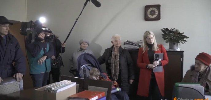 Artykuł: ''Alarm!'' TVP1 ponownie w olsztyńskiej spółdzielni mieszkaniowej ''Pojezierze'' [WIDEO, ZDJĘCIA]