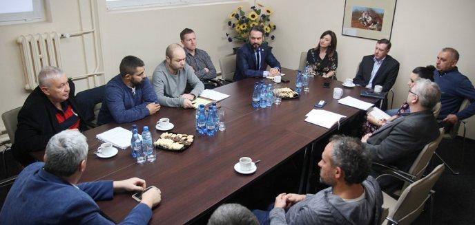 Artykuł: Rozmowy na linii OSiR-KKS Warmia Olsztyn nabierają tempa. Czy w grudniu zapadną konkretne decyzje?