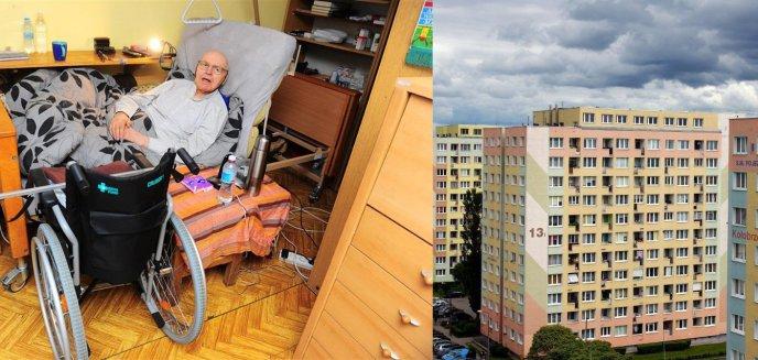 Artur Smolski nie żyje. Bohaterski strażak do końca walczył o swoją godność z władzami spółdzielni Pojezierze