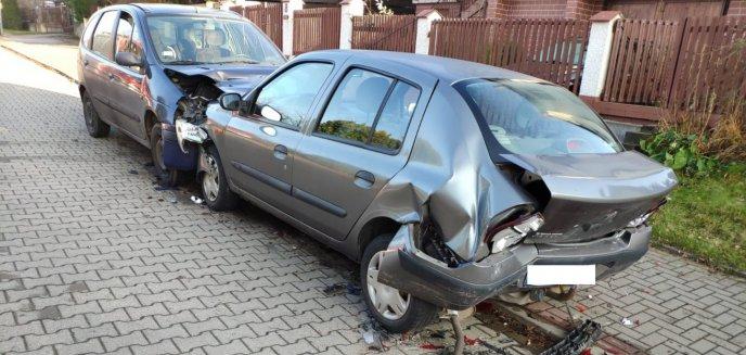 Artykuł: Nadmierna prędkość, alkohol i brak prawa jazdy to przyczyny groźnych kolizji [ZDJĘCIA]