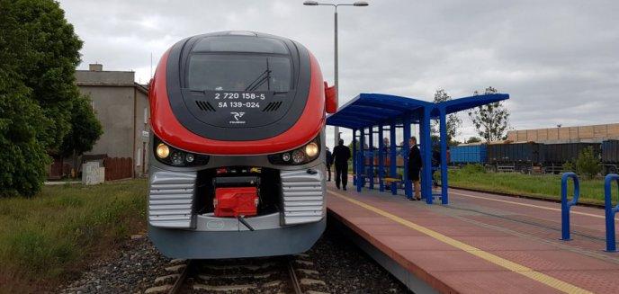 Artykuł: Od niedzieli nowy rozkład jazdy pociągów. Podróżni skorzystają z nowego przystanku