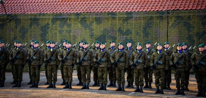 Artykuł: Wojsko oficjalnie wróciło do Olsztyna