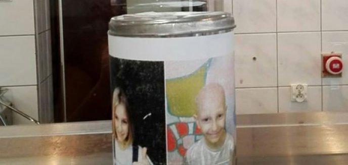 Artykuł: Złodziej bez sumienia. Ukradł puszkę z pieniędzmi na leczenie chorej na raka Basi