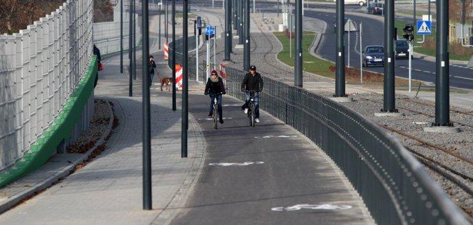 Artykuł: Okoliczne gminy tworzą infrastrukturę dla rowerzystów