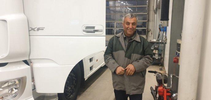 Artykuł: Olsztyńskie firmy włączyły się do pomocy irańskiemu kierowcy
