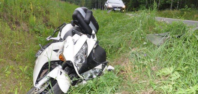 Artykuł: Jest akt oskarżenia przeciwko policjantowi, który przejechał motocyklistę